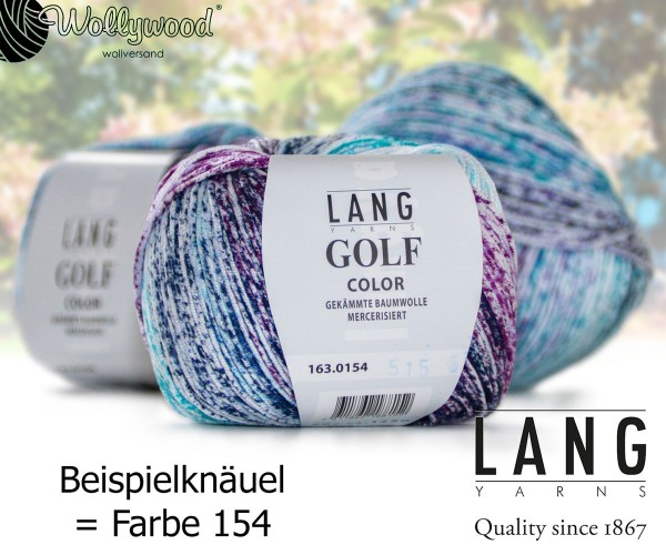 Golf Color von LANG YARNS