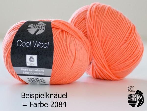 Cool Wool Merino uni by Lana Grossa
