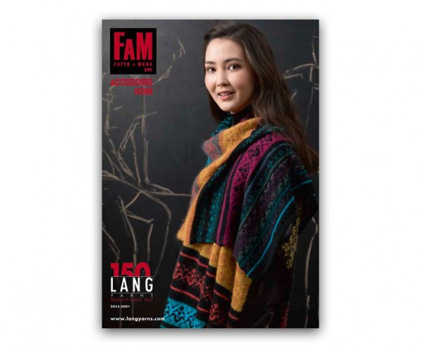 Fatto a Mano 249 Home & Accessoires von LANG YARNS, Herbst 2017