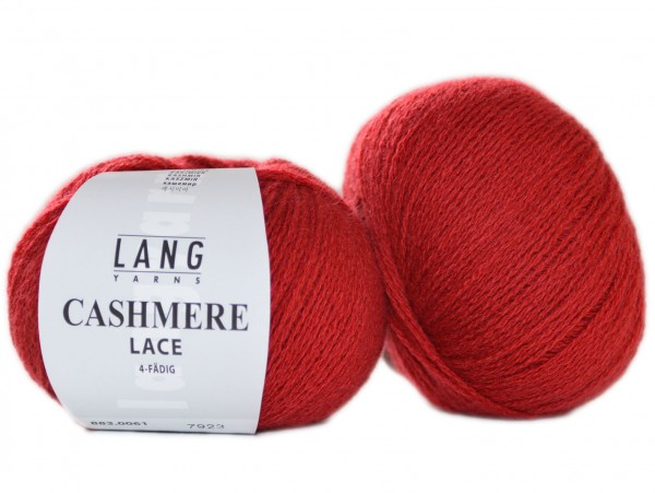Cashmere Lace by Lang YARNS
