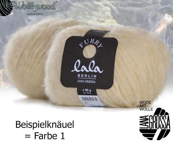 Furry lala Berlin von Lana Grossa