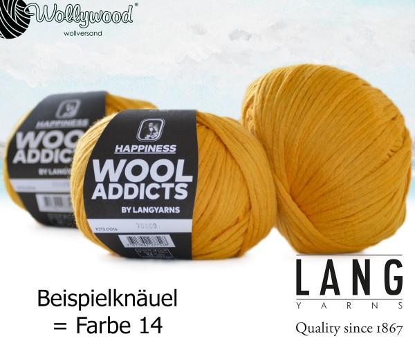 Wooladdicts HAPPINESS von LANG YARNS