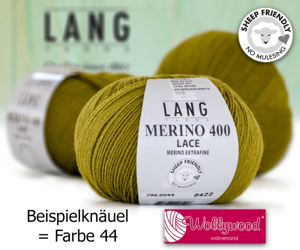 Merino 400 Lace von LANG YARNS