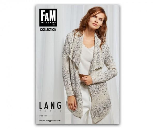 Fatto a Mano 251 Collection von LANG YARNS, Frühjahr 2018