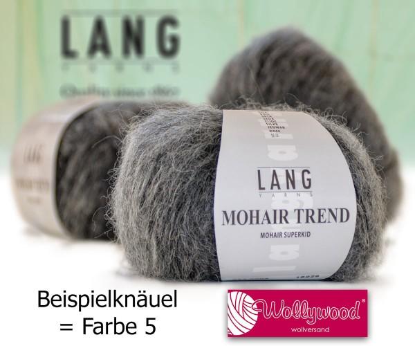 Mohair Trend von LANG YARNS