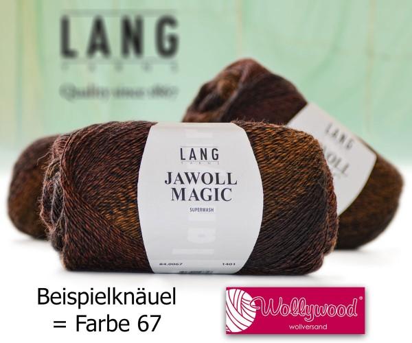 Jawoll Magic 4-fach von LANG YARNS