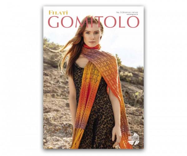 Filati Gomitolo 5 von Lana Grossa, Frühjahr 2020