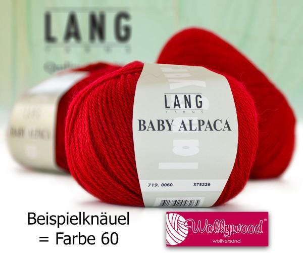 Baby Alpaca von LANG YARNS