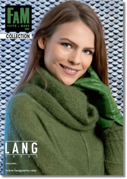 Fatto a Mano 224 Collection von LANG YARNS, Herbst 2015