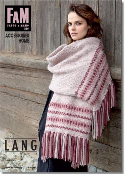 Fatto a Mano 226 Home & Accessoires von LANG YARNS, Herbst 2015