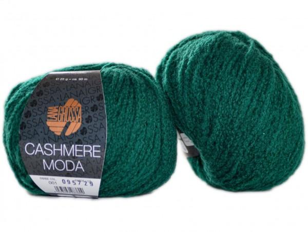 Cashmere Moda Farbe 1 dunkelgrün