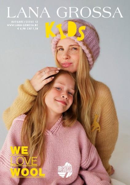Kids Pocket Nr. 12 von Lana Grossa, Herbst 2021