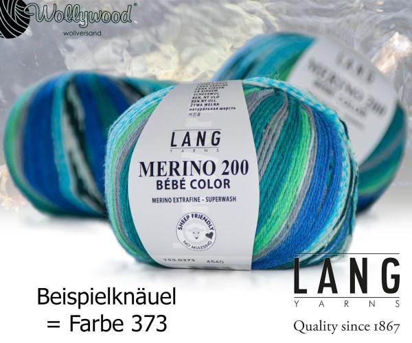 Merino 200 Bébé Color von LANG YARNS
