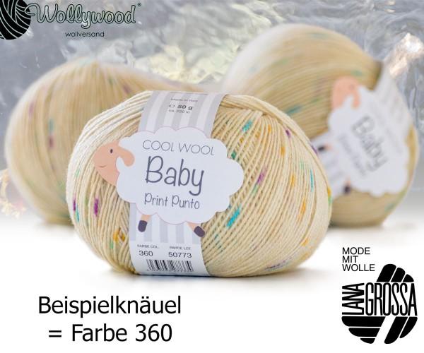 Cool Wool Baby Print Punto (50g) von Lana Grossa