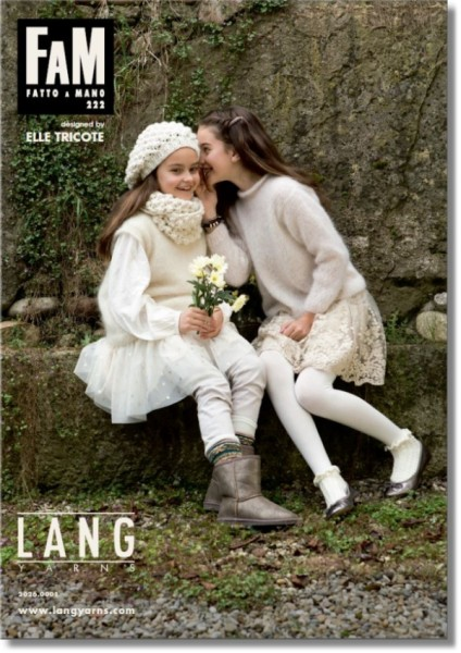 Fatto a Mano 222 Elle Tricoter von LANG YARNS, Sommer 2015