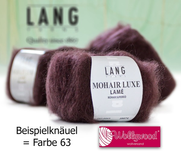 Mohair Luxe Lamé von LANG YARNS