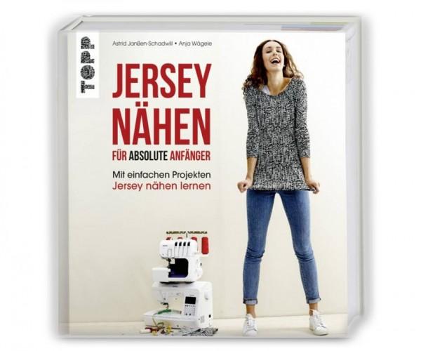 Jersey nähen für absolute Anfänger
