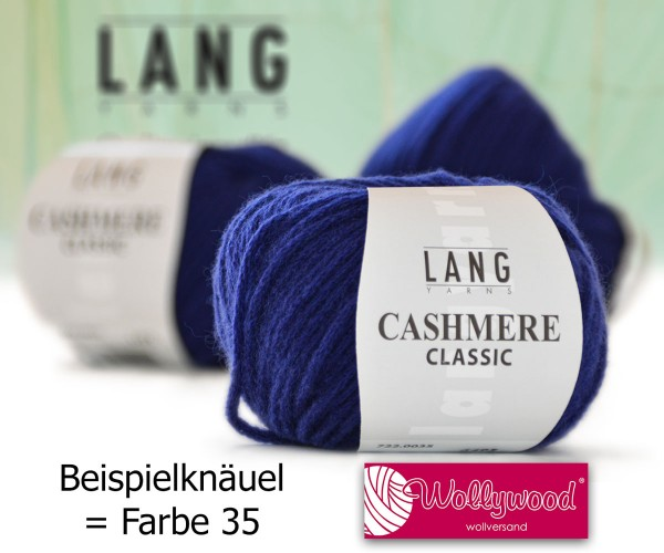 Cashmere Classic von LANG YARNS