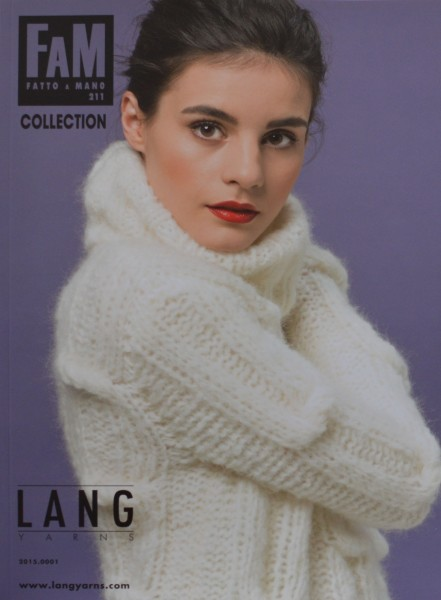 Fatto a Mano 211 Collection von LANG YARNS, Herbst 2014