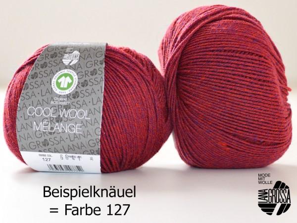 Cool Wool Melange GOTS by Lana Grossa