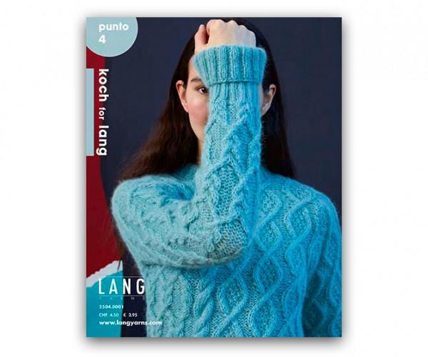 Punto 4 - Koch for Lang - LANG YARNS, Herbst 2018