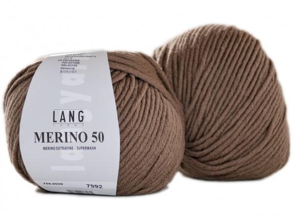 Merino 50 Farbe 39 camel