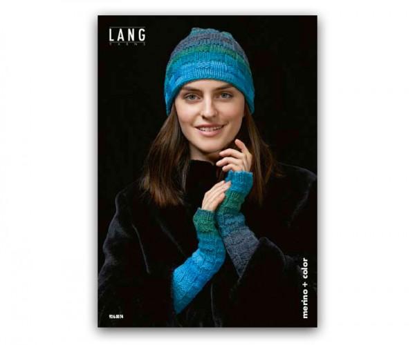 Flyer Merino+ Color von LANG YARNS, Herbst 2018