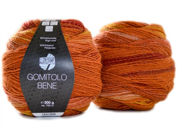 Gomitolo Bene by Lana Grossa