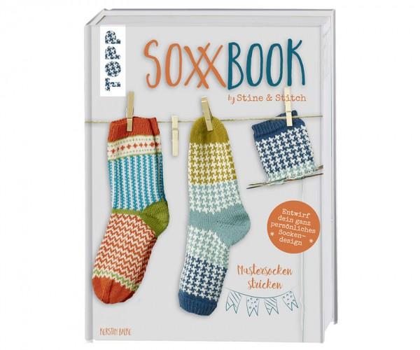 Soxx Book by Stine & Stitch