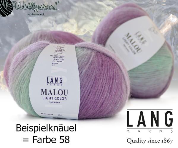 Malou Light Color von LANG YARNS