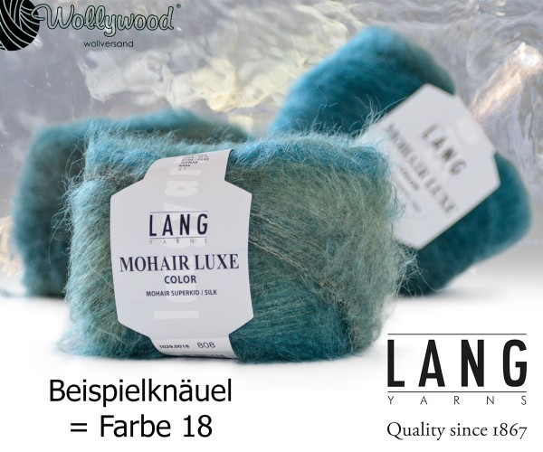 Mohair Luxe Color von LANG YARNS