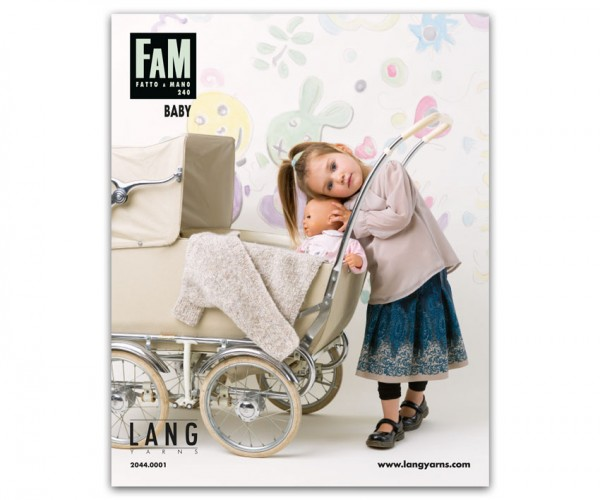 Fatto a Mano 240 Baby von LANG YARNS, Herbst 2016