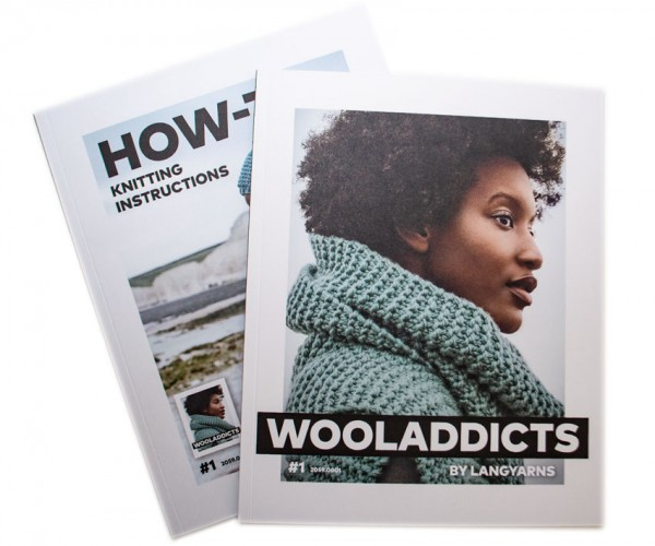 WOOLADDICTS #1 BY LANG YARNS, Herbst 2018