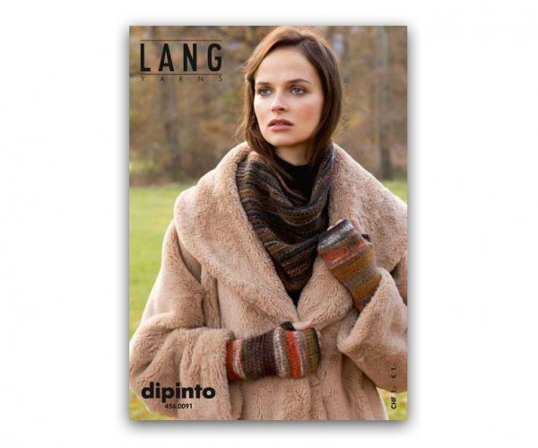 Booklet Dipinto von LANG YARNS, Herbst 2017