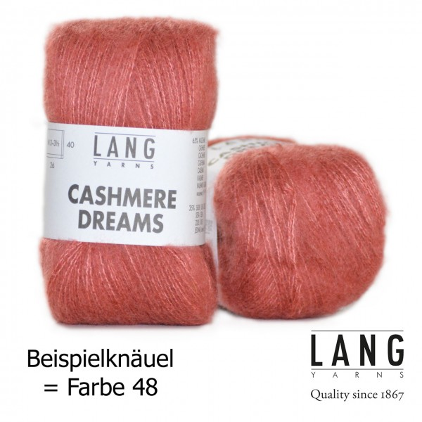 Cashmere Dreams by Lang Yarns