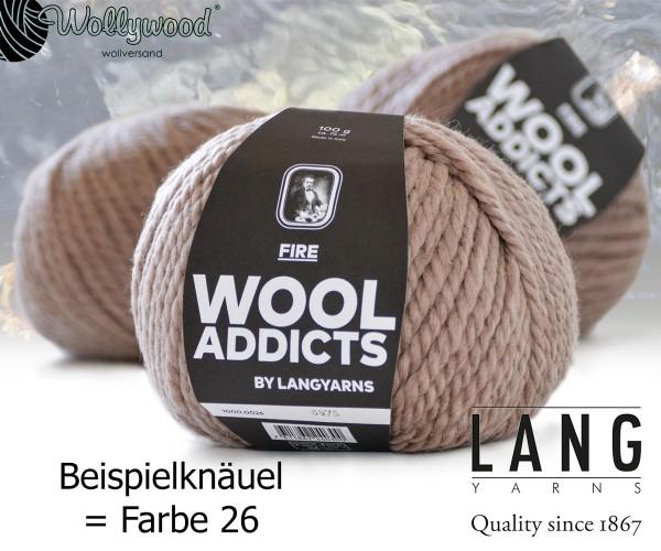 Fire - Wooladdicts von LANG YARNS