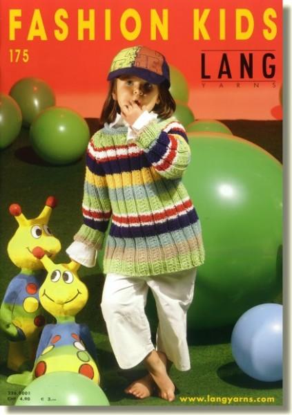 Fashion Kids 175 von LANG YARNS, Frühjahr 2010