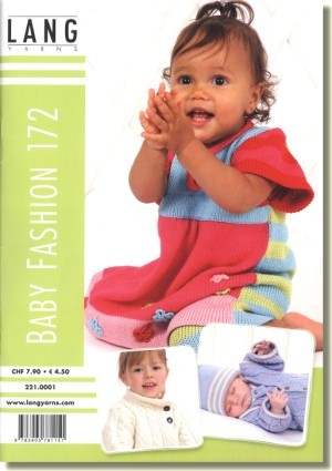 Baby Fashion 172 von LANG YARNS, FS 2009