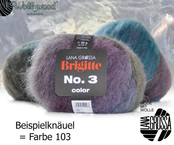 Brigitte No 3 Color by Lana Grossa