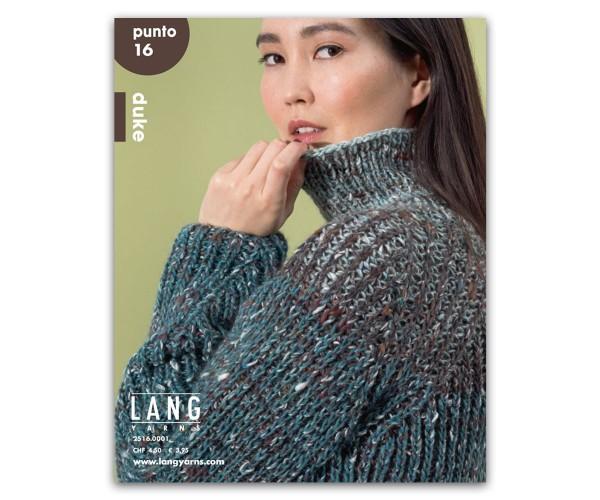 Punto 16 - Duke - LANG YARNS, Herbst 2019