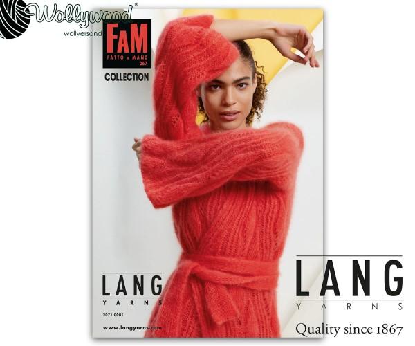 Fatto a Mano 267 Collection von LANG YARNS, Frühjahr 2021