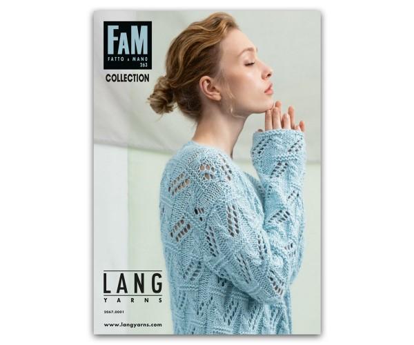 Fatto a Mano 263 Collection von LANG YARNS, Frühjahr 2020