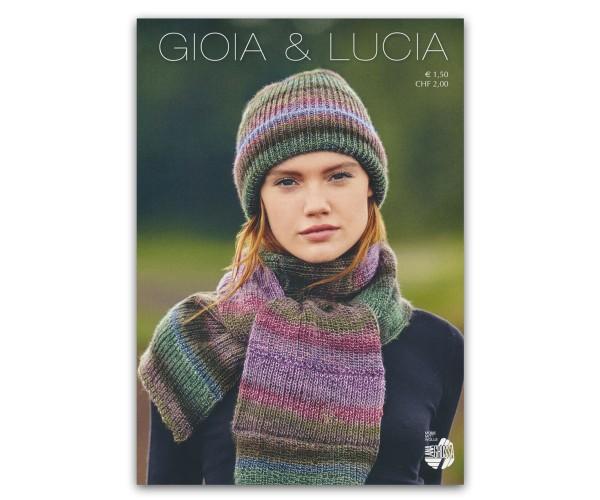 Flyer Gioia & Lucia von Lana Grossa, Herbst 2019