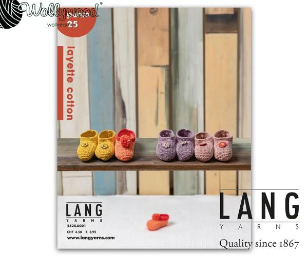 Punto 25 - layette cotton - LANG YARNS, Frühjahr 2021