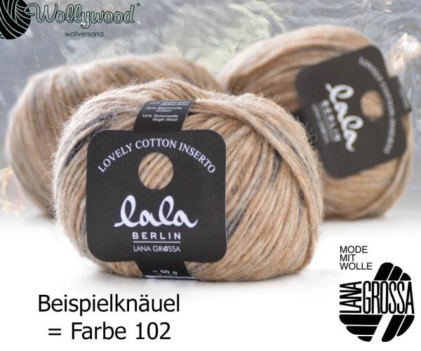 Lovely Cotton Inserto lala Berlin von Lana Grossa