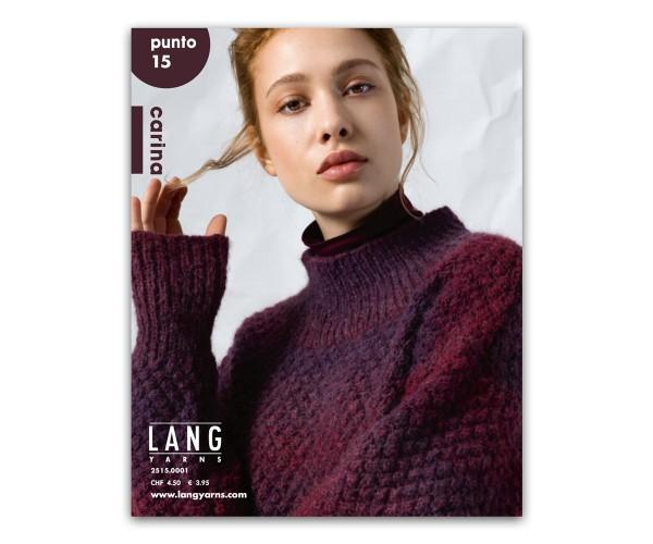 Punto 15 - Carina - LANG YARNS, Herbst 2019
