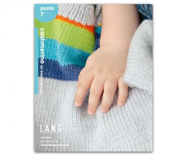 Punto 7 - 19 Modelle für Babys - LANG YARNS, Herbst 2018