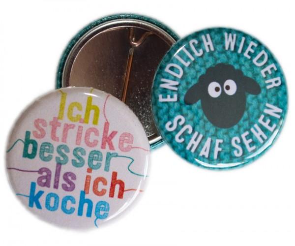 Button von Strickimicki