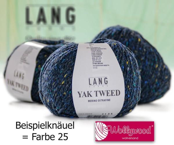 Yak Tweed von LANG YARNS