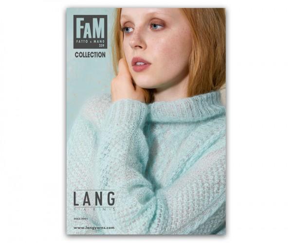 Fatto a Mano 259 Collection von LANG YARNS, Frühjahr 2019
